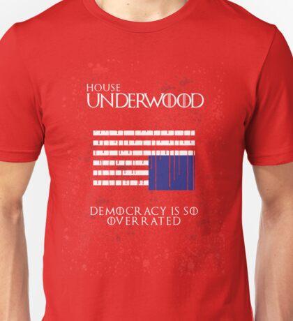 House Underwood Unisex T-Shirt