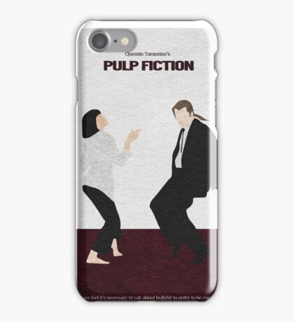 Pulp Fiction 2 iPhone Case/Skin
