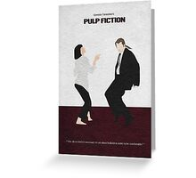 Pulp Fiction 2 Greeting Card