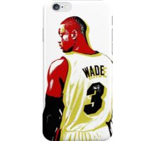 WADE Stencil Design iPhone Case/Skin