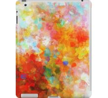 Dreamy Abstract Painting iPad Case/Skin
