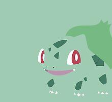 Bulbasaur by Rebekhaart