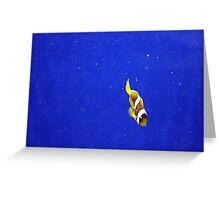 Nemo Greeting Card