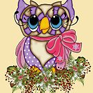 The Owl and the Holly by LoneAngel