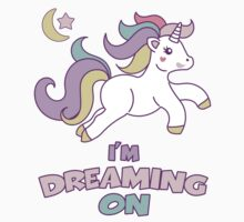 Unicorn I'm Dreaming On One Piece - Long Sleeve
