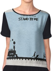 Stand by Me Chiffon Top