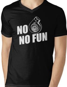 Happy Noos Mens V-Neck T-Shirt