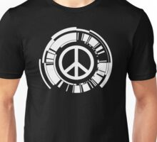 Peace Robot Fun Unisex T-Shirt