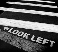Which Way? by Natalie Ord