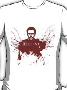 House M.D. - Blood House T-Shirt