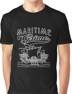 New Brunswick Outlined Graphic T-Shirt