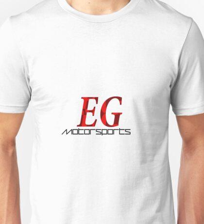 EG Motorsports Logo Unisex T-Shirt