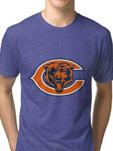 Chicago bears Tri-blend T-Shirt