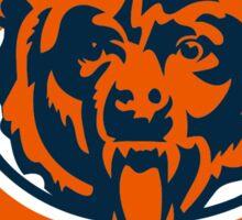 Chicago bears Sticker