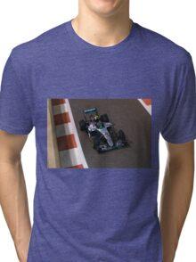 Nico Rosberg Formula 1 Tri-blend T-Shirt