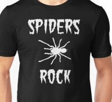Spider Funny Unisex T-Shirt