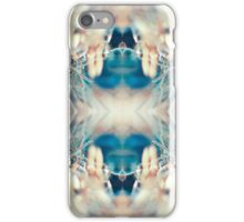 MICRO WORLD CREATURE MOUTH iPhone Case/Skin