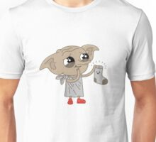 Happy Dobby Unisex T-Shirt