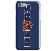 Chicago bears iPhone Case/Skin