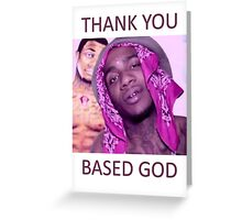 TYBG Greeting Card