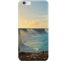The Great Australian Bight. iPhone Case/Skin