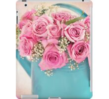 May I pour you a rose? iPad Case/Skin