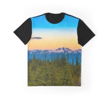 Begbie sunrise Revelstoke BC Graphic T-Shirt