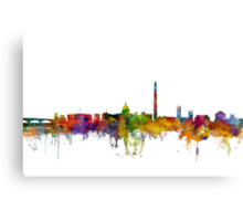 Washington DC Skyline Canvas Print