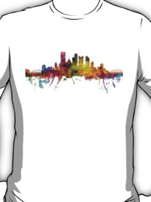 Pittsburgh Pennsylvania Skyline T-Shirt