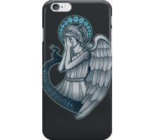 Peek a boo, Angel iPhone Case/Skin