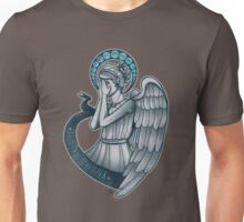 Peek a boo, Angel Unisex T-Shirt