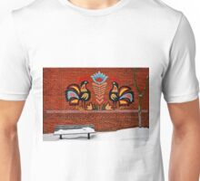 painted wall Unisex T-Shirt
