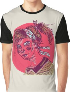 Pin up girl Graphic T-Shirt