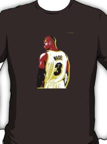 WADE Stencil Design T-Shirt