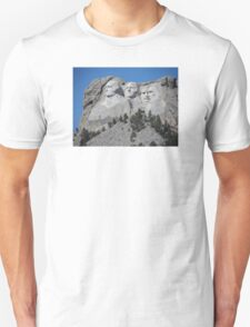 USA: Mt Rushmore, S. Dakota Unisex T-Shirt