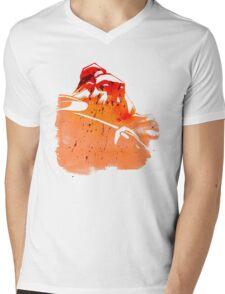 Axe Mens V-Neck T-Shirt