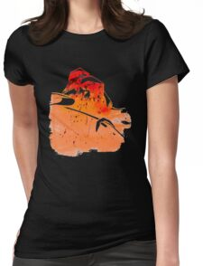 Axe Womens Fitted T-Shirt
