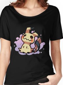 Mimikyu Pokémon Sol y Luna / Mimikyu Pokemon Sun and Moon Women's Relaxed Fit T-Shirt