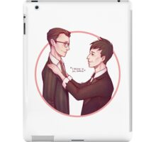 I Believe In You iPad Case/Skin