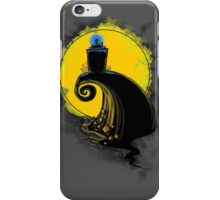 The nightmare before Gallifrey iPhone Case/Skin