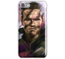 Commando iPhone Case/Skin