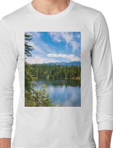 Echo Lake, Revelstoke Long Sleeve T-Shirt