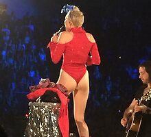Miley Cyrus Live by meglizrose