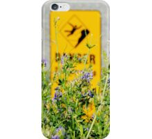 The Danger of Nature iPhone Case/Skin