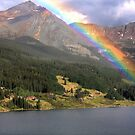 Trout Lake, Co - Over The Rainbow by Candy Gemmill