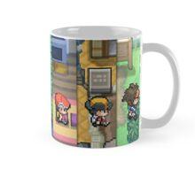 Evolución de los Entrenadores Pokémon Mug