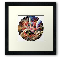Abstract Animals  Framed Print