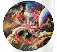 Abstract Animals  Poster