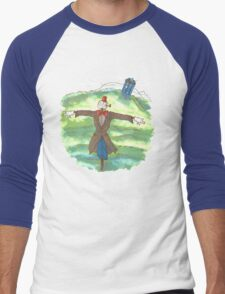 Doctor Turnip Head Men's Baseball ¾ T-Shirt