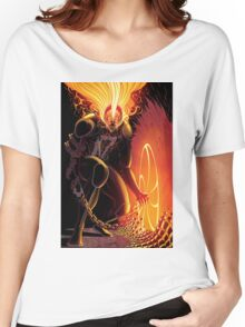 Ghost Rider Women's Relaxed Fit T-Shirt